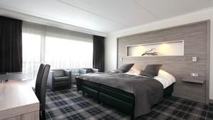 Comfort kamer met bad douche van der valk hotel cuijk nijmegen - Kamer met bad ...
