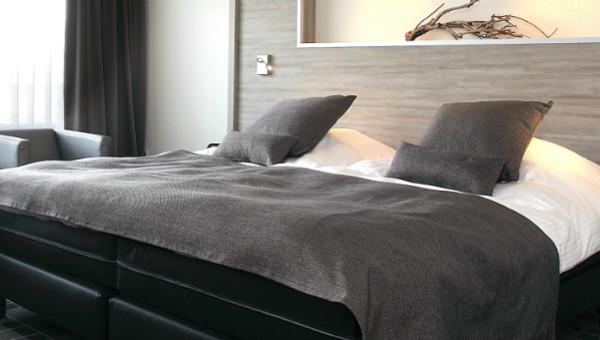 Slaapkamer Als Hotelkamer : Hotel chique slaapkamer eindresultaat inspiratie en ideeën